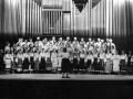Хор ГОМІН у філармонії. 1990-91 рр.