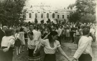 Веснянки Гомону в Києві. 1970