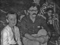 Андрій Горбаль і Гриць Герчак на святі Купала 5.07.1986