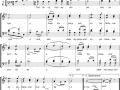 Ноти – мішаний хор
