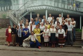 Гомін дорогою з Одещини. 1996