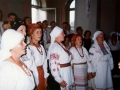 Гомін співає на одеському вокзалі. 1996