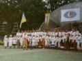 Гомін на фестивалі в Одесі. 1996