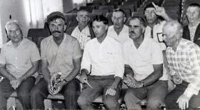 Гурт співаків станиці Уманської